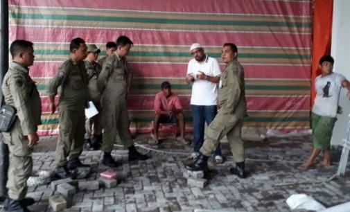 Astaga !!! Pemilik RM Afisha Bohongi Pemkot Manado, SatPol PP Lakukan Tindakan Ini