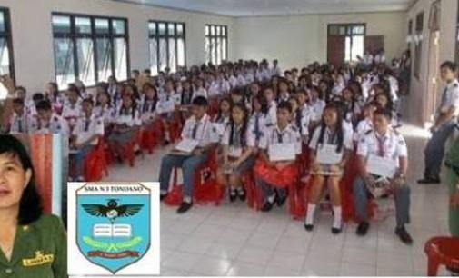 Sarat Prestasi, Pelamar SMA Negeri 3 Tondano Membludak