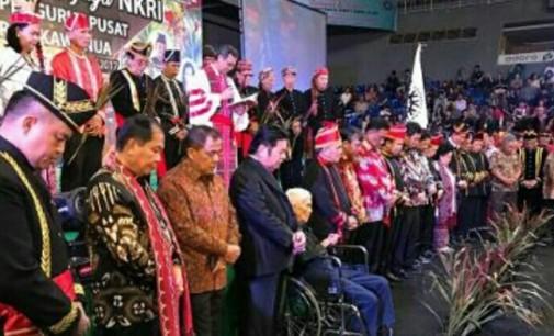 Walikota dan Isteri Hadiri Pengukuhan Ketum DPP K3 di Jakarta
