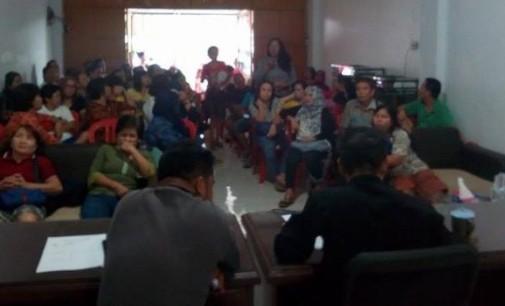 Nilai DPRD Tidak Mampu Masyarakat Mengadu ke PMPS