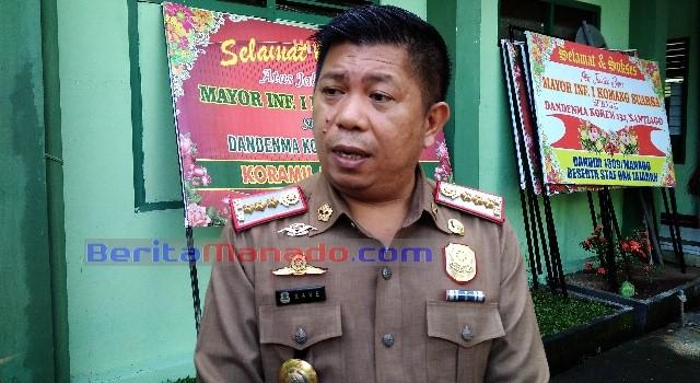 Kasat Pol PP Manado - Xaverius Runtuwene
