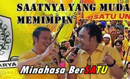 CNR Minta Doa Restu Rakyat Minahasa