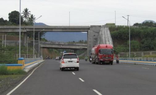 Manado Interchange Terlihat Buruk Lantaran Ini