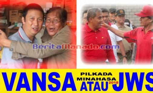 Dua Kandidat Bupati Minahasa Ini Sama-sama Dicintai Masyarakat