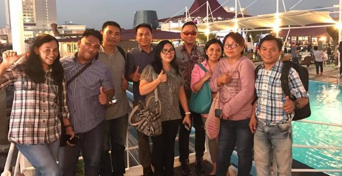 Ikatan Wartawan Online (IWO) Sulut dipimpin Victor Rarung ikut diundang
