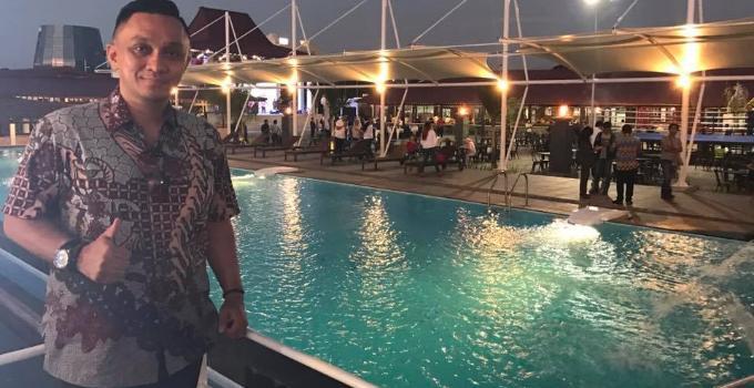 Ketua IWO Sulut, Victor Rarung