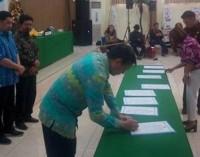 Sosialisasi Pencegahan Pungli, KPK Apresiasi Pemkot Manado