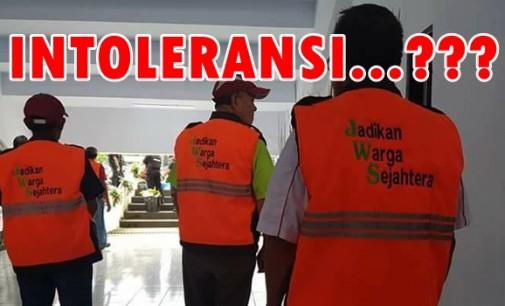 Acara Pentahbisan Uskup Manado 'Disusupi'