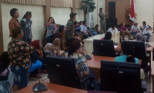 DPRD Manado Fasilitasi BPBD dan Masyarakat Perihal Kejelasan Bantuan Korban Bencana