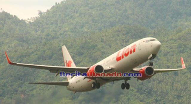 Ilustrasi: Pesawat Lion Air