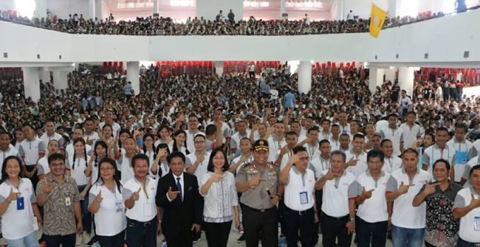 Penasihat Presiden RI di PK2MB Unsrat