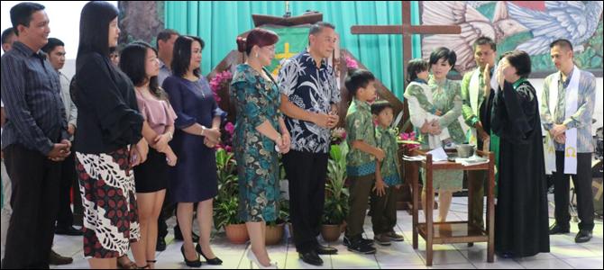 Saksi baptisan