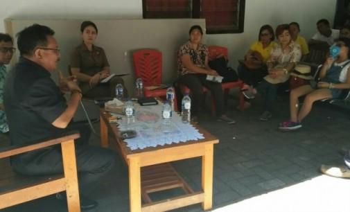 Wawali Temui dan Ajak Diskusi Pelaku Pariwisata di TWA Batuputih