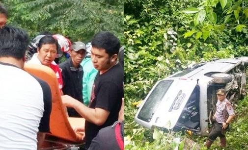 Begini Nasib 2 Warga Jakarta Saat Mobil Mereka Terjun ke Jurang 20 Meter