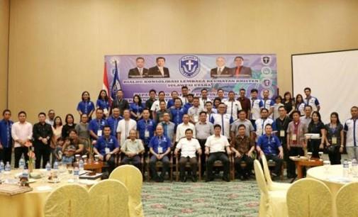 GAMKI Sulut Sukses Gelar Dialog Lembaga Keumatan, TINANGON Apresiasi KOJONGIAN