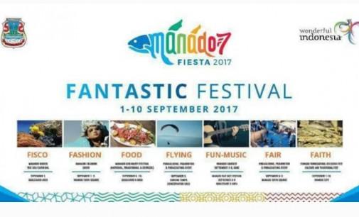 Kegiatan Manado Fiesta 2017 Jadi Sasaran Kejari Manado