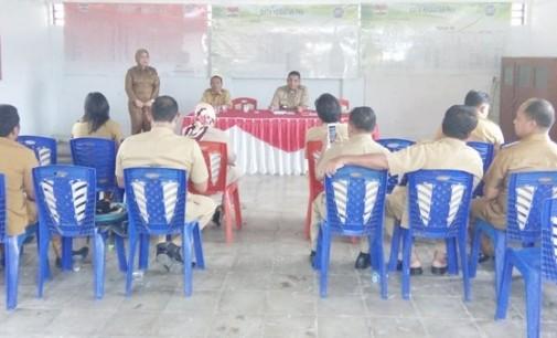 Realisasi Program Dandes Kecamatan Belang Capai 85 Persen