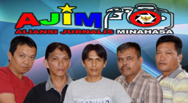 Perintis berdirinya Aliansi Jurnalis Minahasa