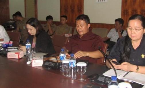 Komisi 3 Dorong Dinas PUPR Soal Infrastruktur, Komisi 1 Perhatikan Anggaran Seragam Biro Protokol KKP