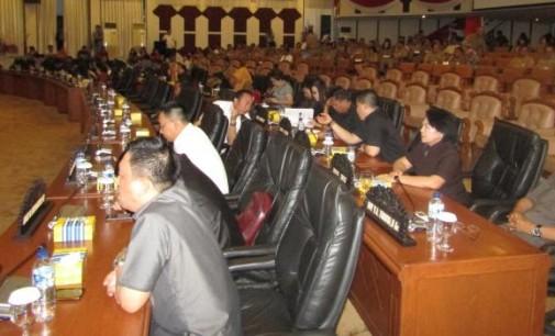 Anggota DPRD Sulut Diingatkan Jangan Hanya Menerima Gaji Bintang Lima, Tapi Kinerja Kaki Lima