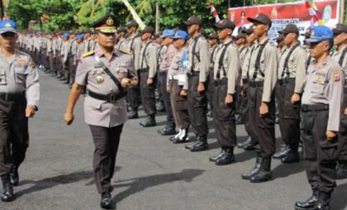 Mulai Hari ini, SPN Polda Sulut Gembleng 353 Siswa Bintara Polri