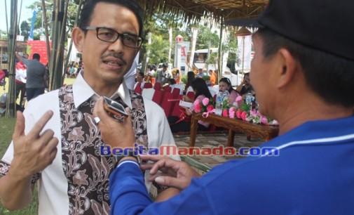 PRIYANTONO RUDITO: Event Pariwisata di Minahasa Harus Konsisten