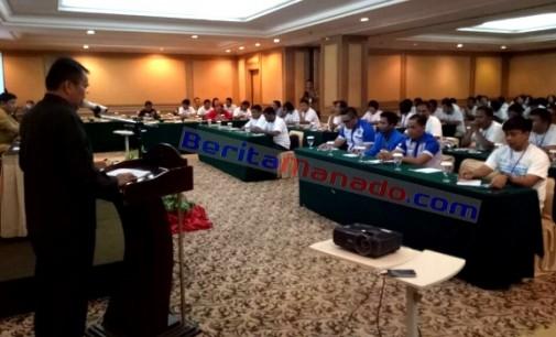 Kominfo Manado Gelar Workshop Deklarasi Anti Hoax