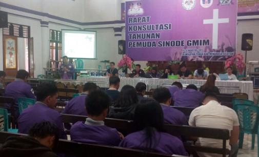 Rapat Konsultasi Tahunan Pemuda GMIM 2017 Berakhir Baik