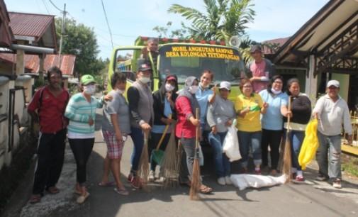 Desa Koltem Swadaya Tangani Masalah Sampah