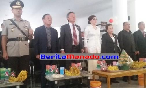 DPRD Minsel Gelar Rapat Paripurna Mendengarkan Pidato Kenegaraan