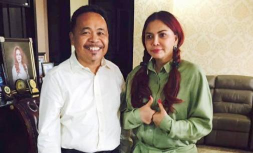 Rp4 M Dana Hibah Pemprov Sulut Masuk Minut, DENNY WOWILING Puji VONNIE PANAMBUNAN