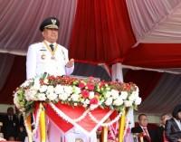 OLLY DONDOKAMBEY Jadi Irup HUT Ke-72 Kemerdekaan RI Pemprov Sulut