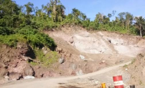 Gunung Klabat Kembali Dikeruk, NOLDY LUNTUNGAN: Kami Sudah Punya Izin
