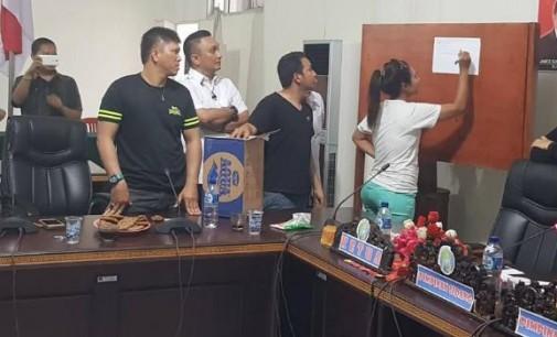 Musda Sukses !!! Ini Pesan Bupati JAMES SUMENDAP kepada Ikatan Wartawan Online Minahasa Tenggara