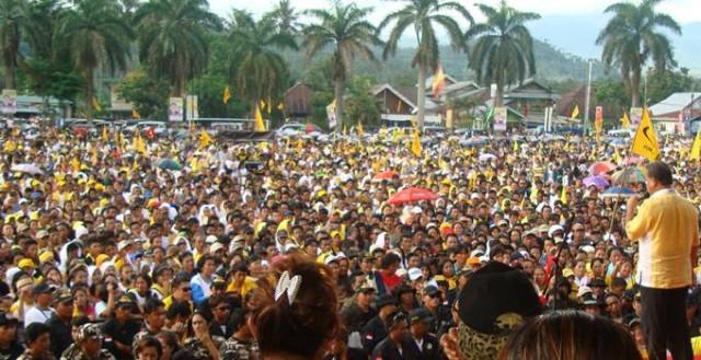 Ilustrasi Kampanye Partai GOLKAR