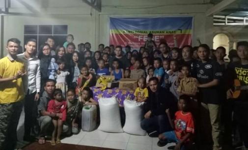 Sambut HUT ke-72 RI, MMI Gelar Bakti Sosial