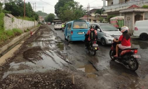 STIF KEPEL Bilang Itu Jalan Kota Manado