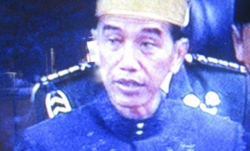 Sidang Tahunan MPR-RI, Presiden JOKO WIDODO Sebut Indonesia Bangsa Petarung