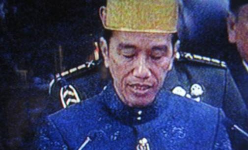 Presiden JOKO WIDODO Menyadari Belum Semua Masyarakat Indonesia Merasakan Buah Kemerdekaan
