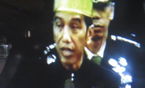 Presiden JOKO WIDODO Juga Memuji Reformasi Internal yang Dilakukan DPR