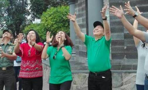 Lagi, Pemkot Bitung Nyatakan Pro Jaga Lingkungan