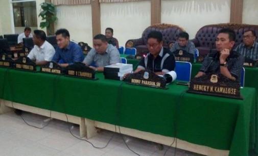 Maksimalkan Waktu, Pemkot dan Pansus DPRD Manado Rapat Bersama