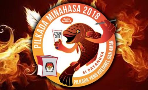 Ini Logo Pilkada Minahasa 2018