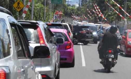 Ruas Ini Salah-satu Paling Macet di Manado, Pemerintah Belum Ada Solusi