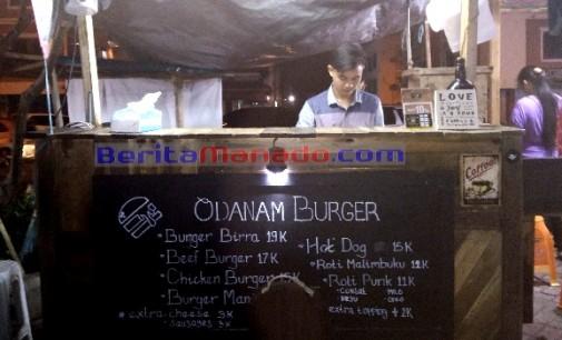 Wajib Dicoba !!! Burger Ini Buatan Rumah Dan Tanpa Pengawet