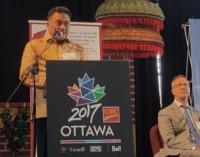 Hebat, OLLY DONDOKAMBEY Jadi Pembicara di Forum Bisnis Internasional Canada