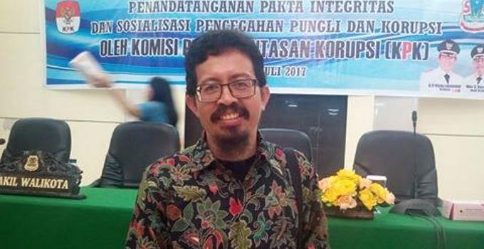 KPK Nanang Farid Syam