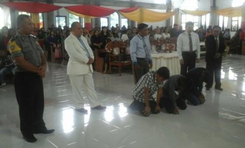 Program Masuk Gereja Diharapkan Dapat Merubah Mental Anak Muda