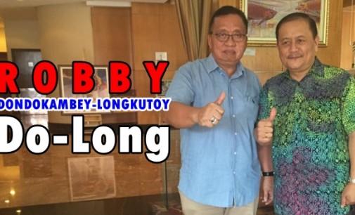 Dondokambey-Longkutoy Bertemu, Pertanda PDIP Punya Kader Hebat