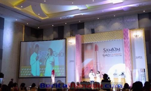 Eksklusif Dari Korea, SamKim Skin Care And Cosmetics Goes To Manado